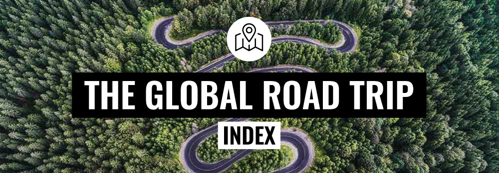 The Global Road Trip Index - Header