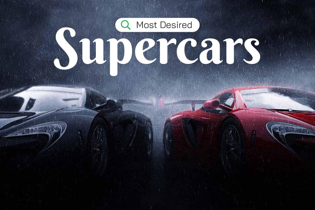 Image result for most desired supercars veygo
